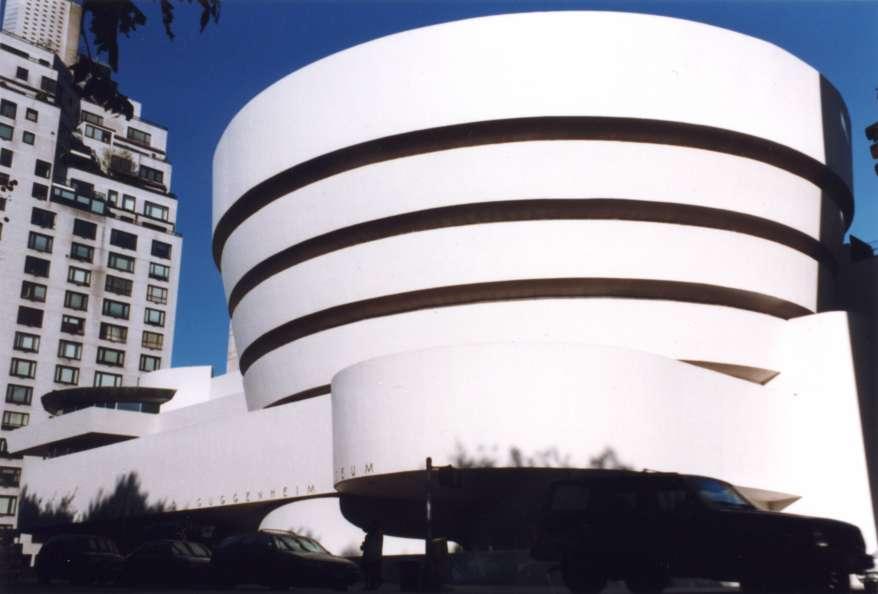 Guggenheim Museum Mew York